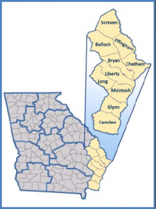 Region 12 - Coastal Regional Commission